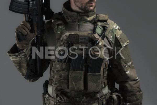 NeoStock - Tim Military Infantry / Mercenary