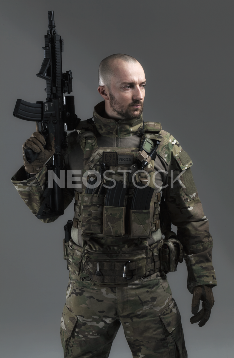 Tim Military Infantry / Mercenary