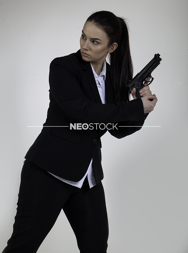 Jade Government Agent III Stock Photography