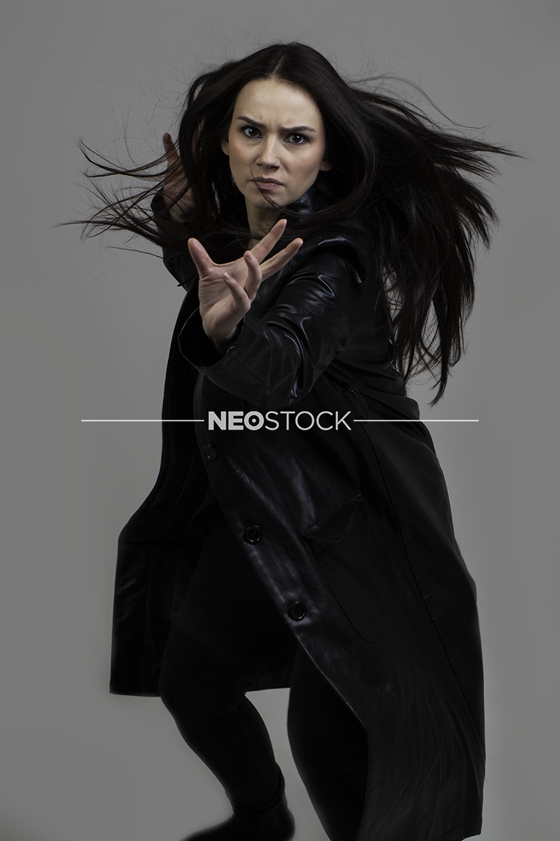 Jade V - Urban Fantasy Stock Photography