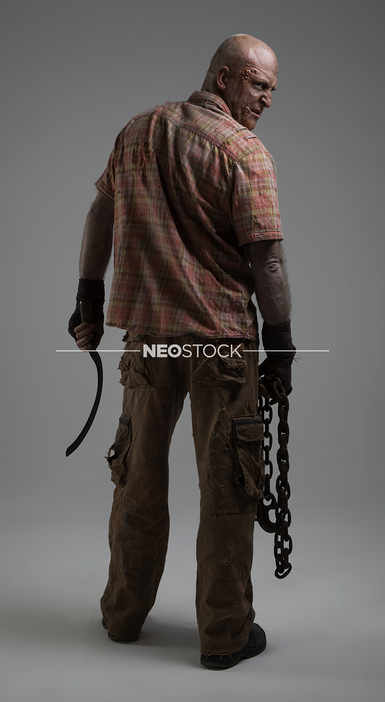 NeoStock - Mike IV Killer Redneck, Stock Photography