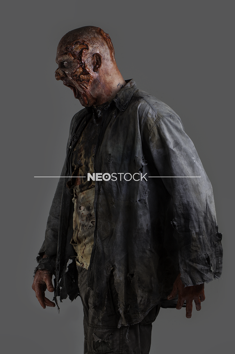 NeoStock - Mike IV Classic Zombie, Stock Photography