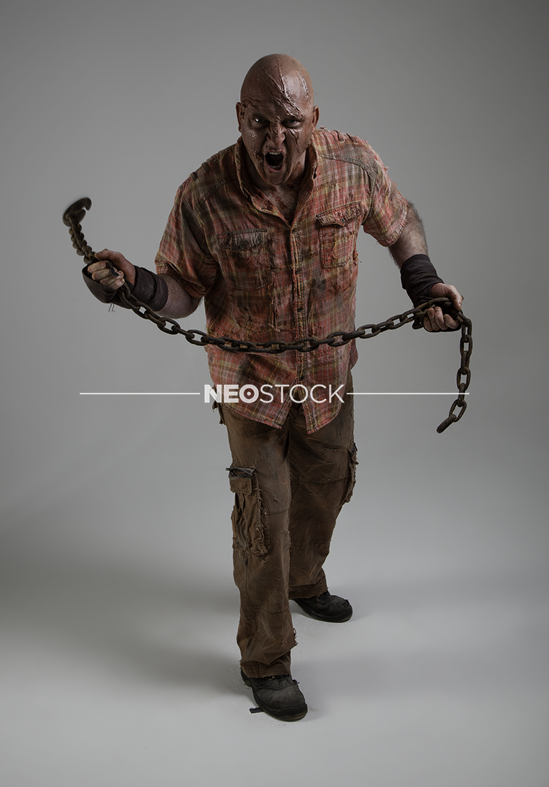 NeoStock - Mike III Killer Redneck, Stock Photography