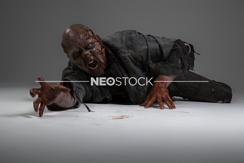NeoStock - Mike II Classic Zombie, Stock Photography