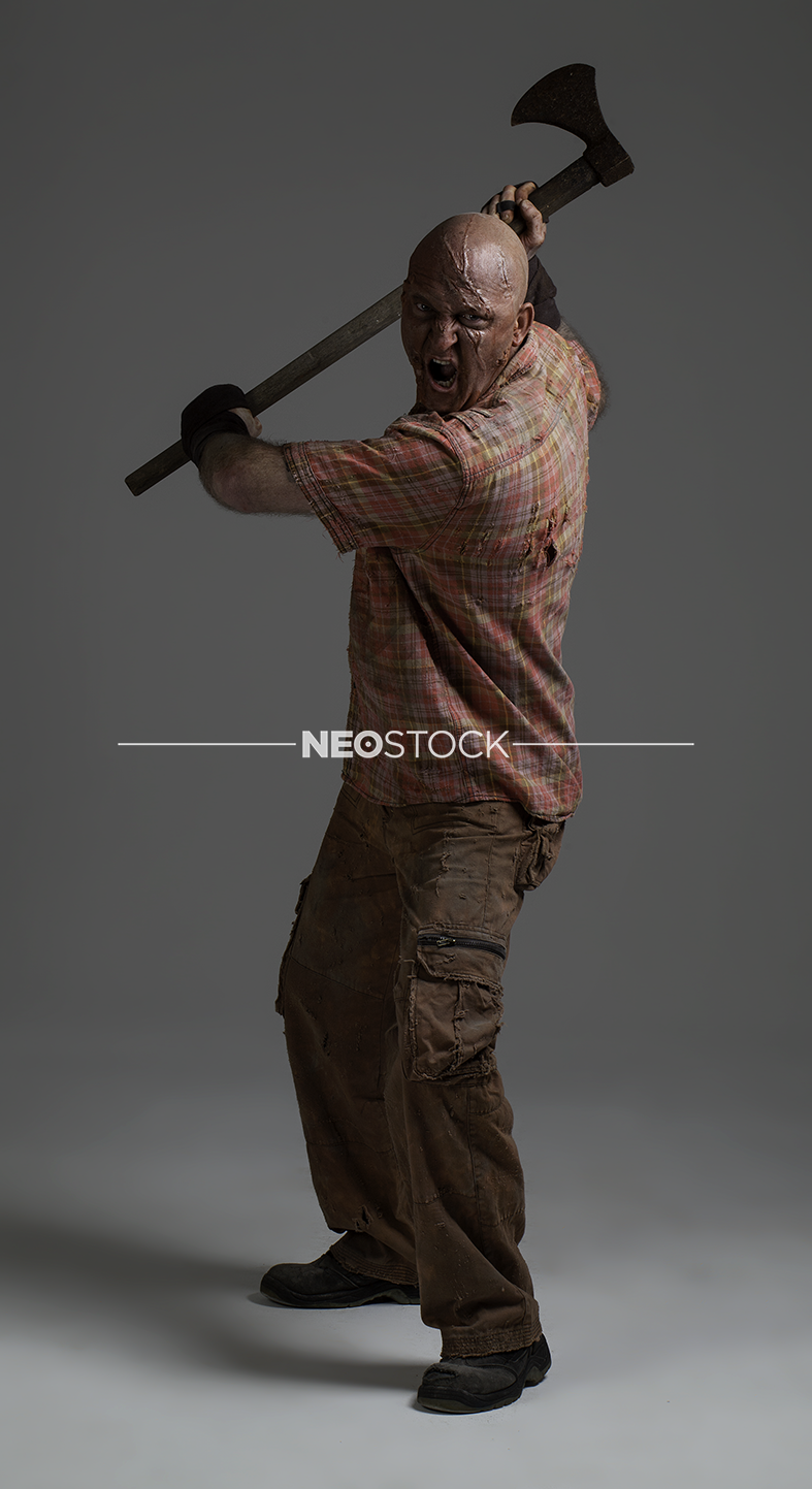 NeoStock - Mike I Killer Redneck, Stock Photography