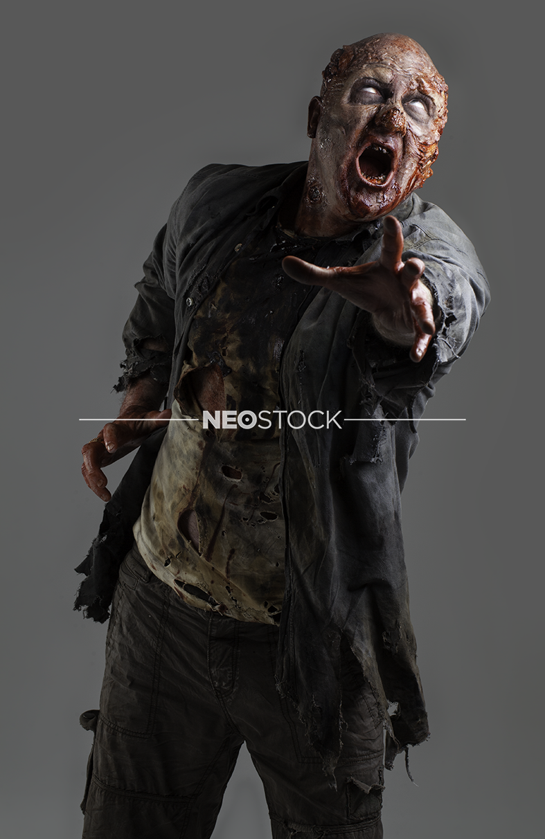 NeoStock - Mike I Classic Zombie, Stock Photography