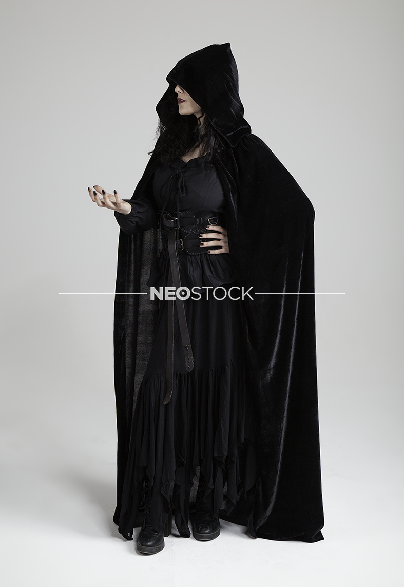 NeoStock - Sahara I Warrior Priestess, Stock Photography