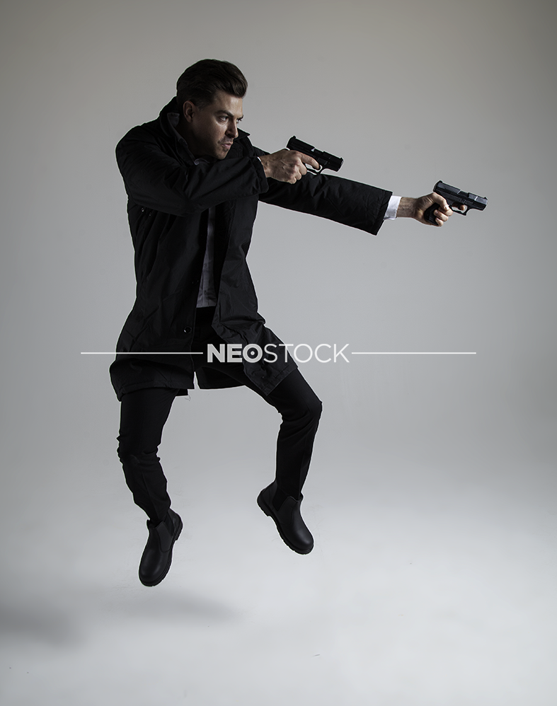 NeoStock - I Geoff, Spy Thriller, Stock Photography