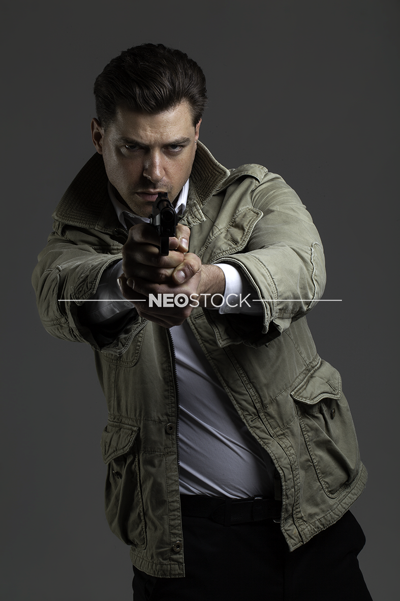 NeoStock - II Geoff, Spy Thriller, Stock Photography