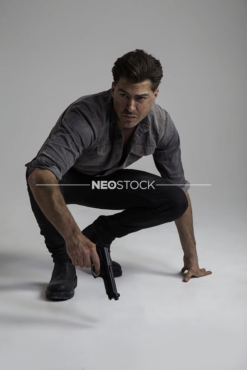NeoStock - III Geoff, Apocalypse Hero, Stock Photography