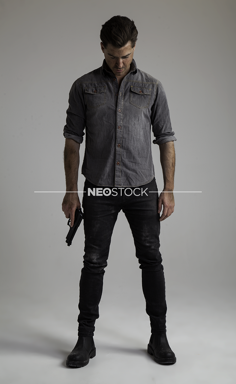 NeoStock - V Geoff, Apocalypse Hero, Stock Photography