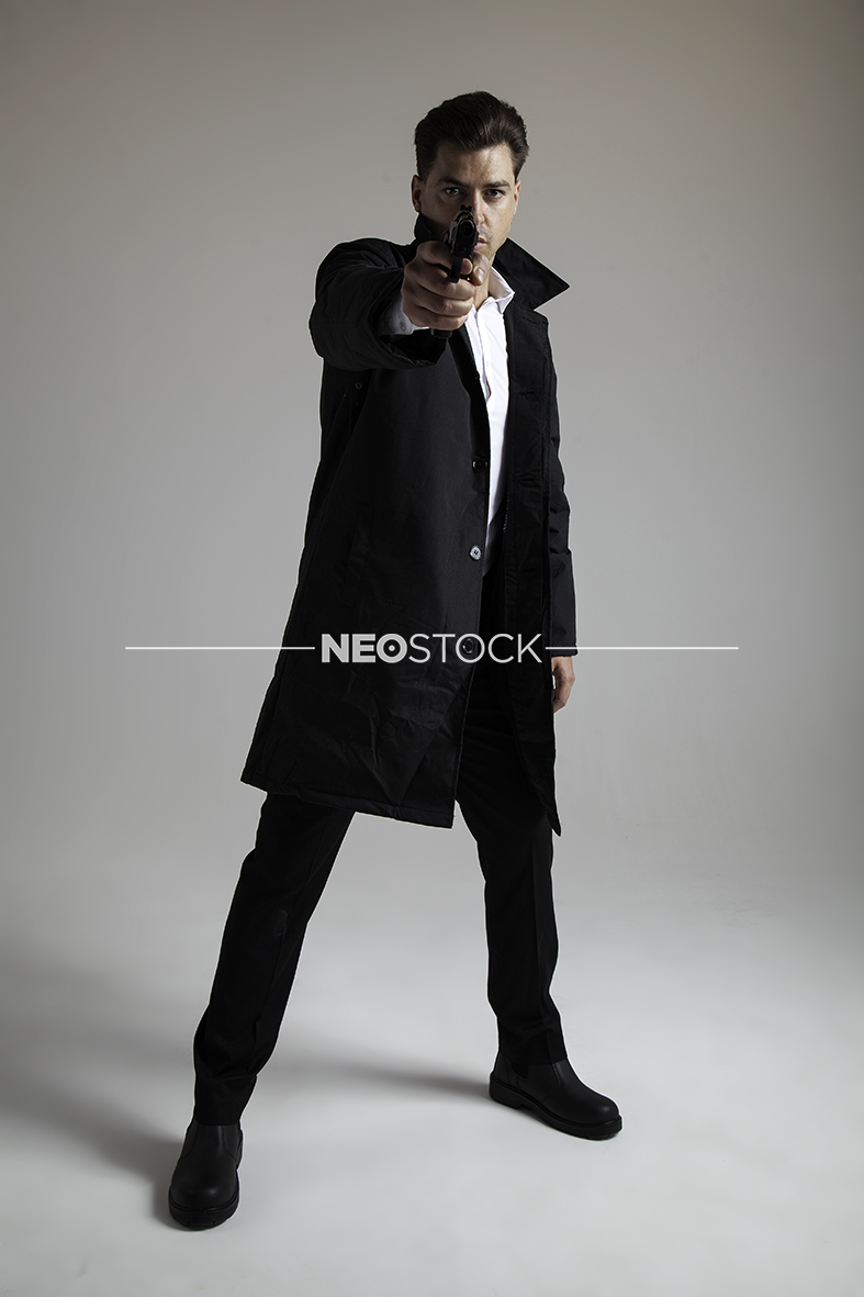 NeoStock - V Geoff, Spy Thriller, Stock Photography