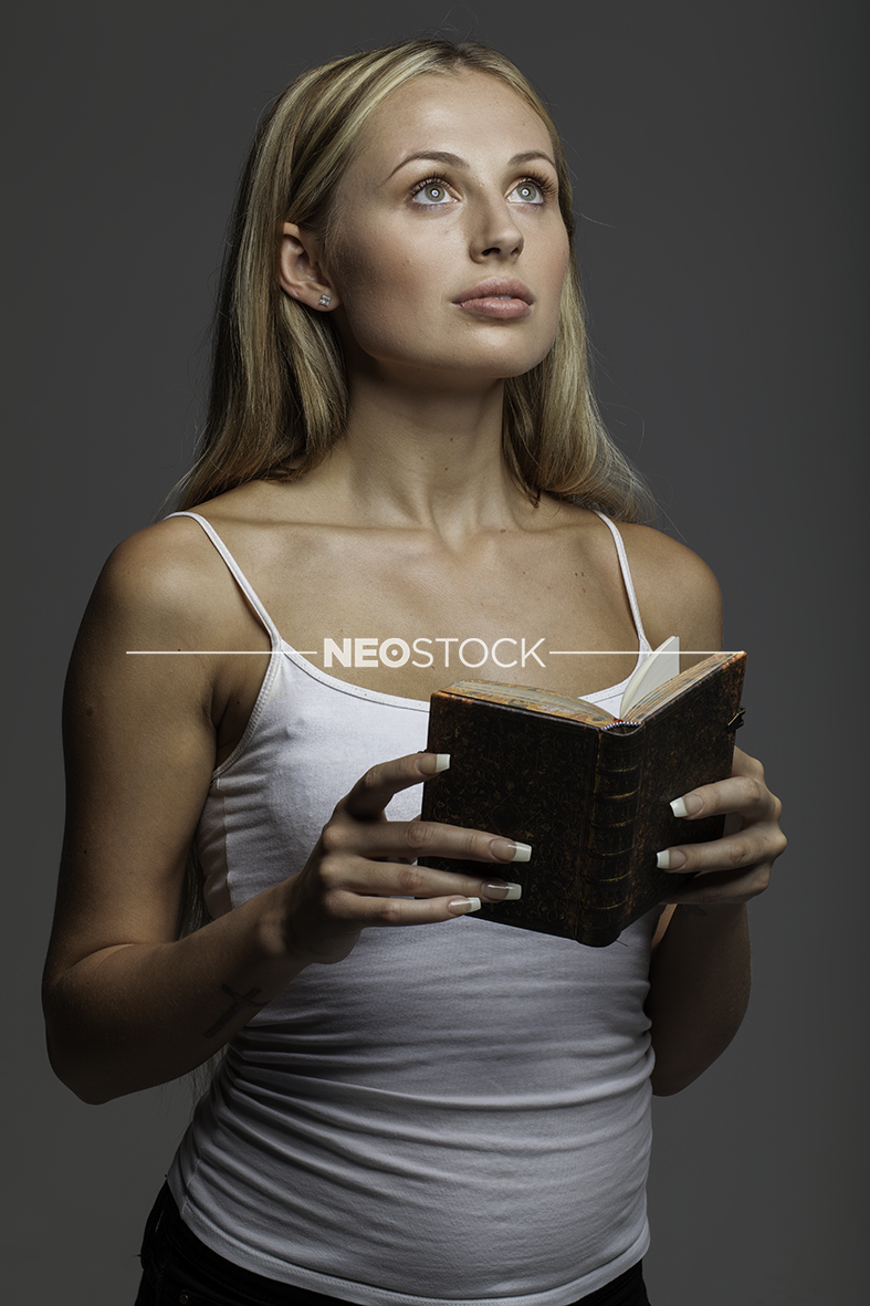 NeoStock -Billie I, Young Adult Adventure, Stock Photography