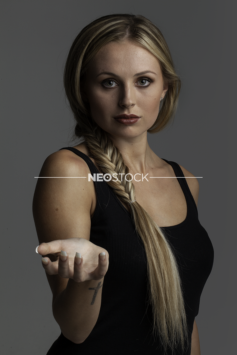 NeoStock -Billie IV, Urban Fantasy, Stock Photography