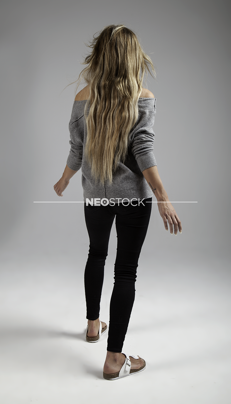 NeoStock -Billie II, Young Adult Adventure, Stock Photography