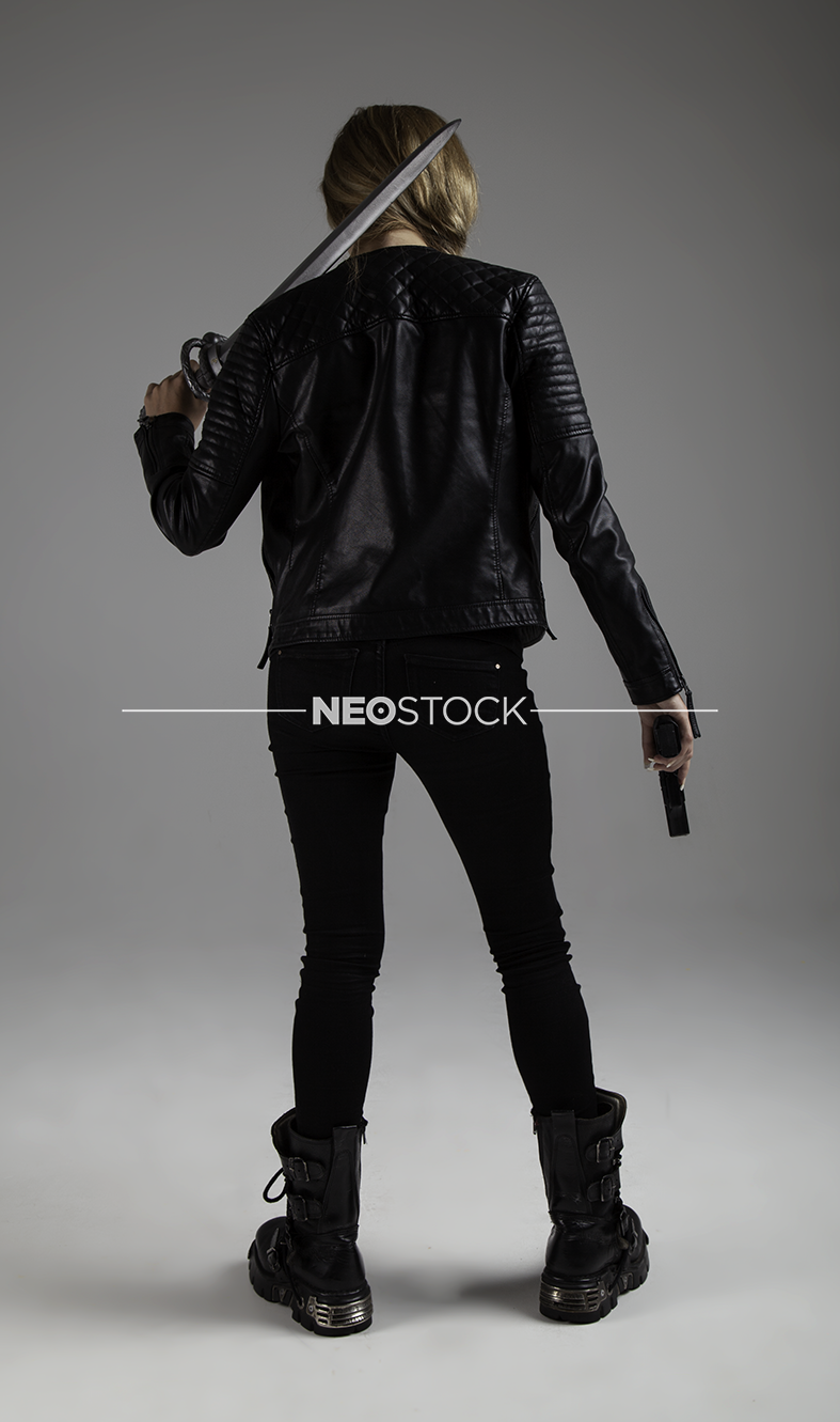 NeoStock -Billie I, Urban Fantasy, Stock Photography