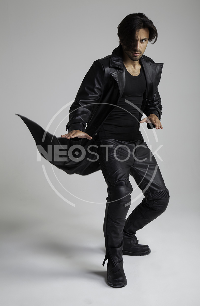 NeoStock -Daniel IV, Urban Fantasy, Stock Photography