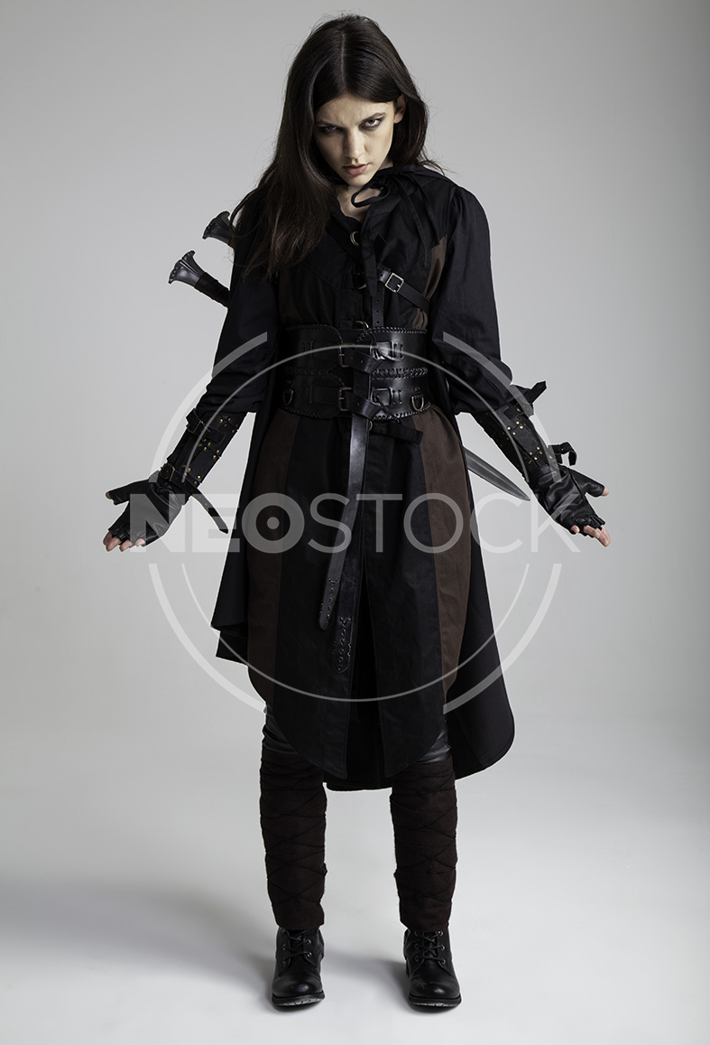 NeoStock - Liepa IV, Medieval Assassin, Stock Photography