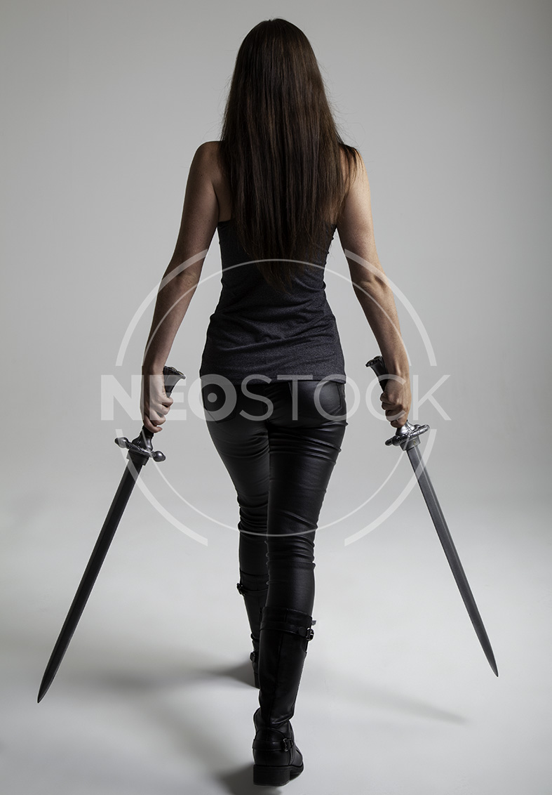 NeoStock -Donna III, Urban Fantasy, Stock Photography
