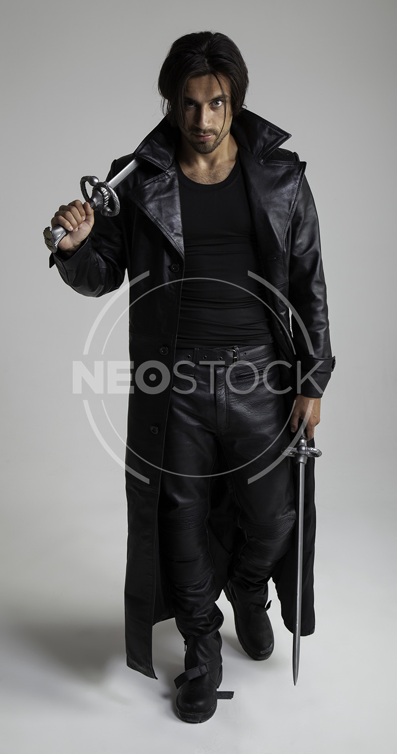 NeoStock -Daniel III, Urban Fantasy, Stock Photography