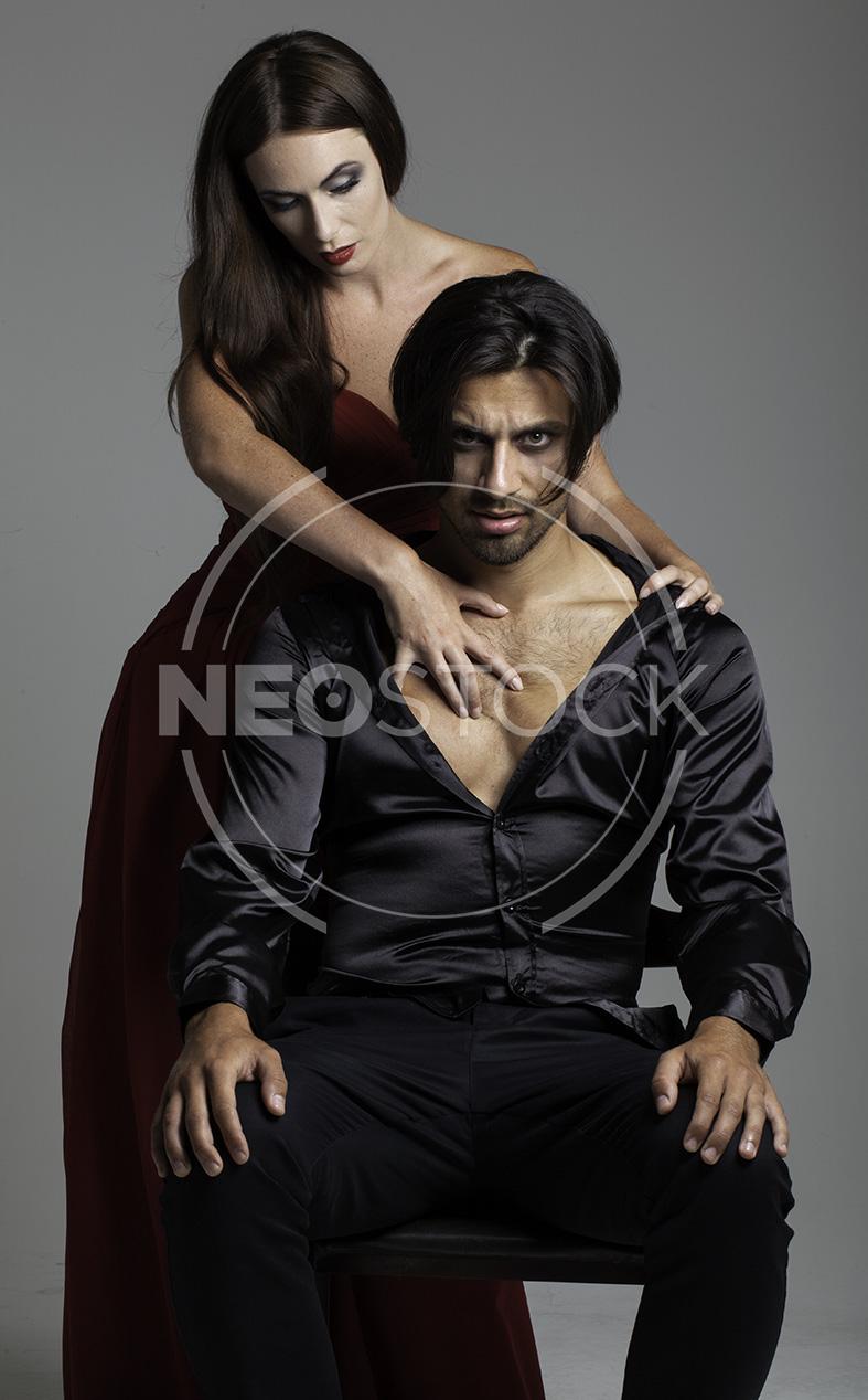 NeoStock -Donna Daniel III, Vampire Romance, Stock Photography