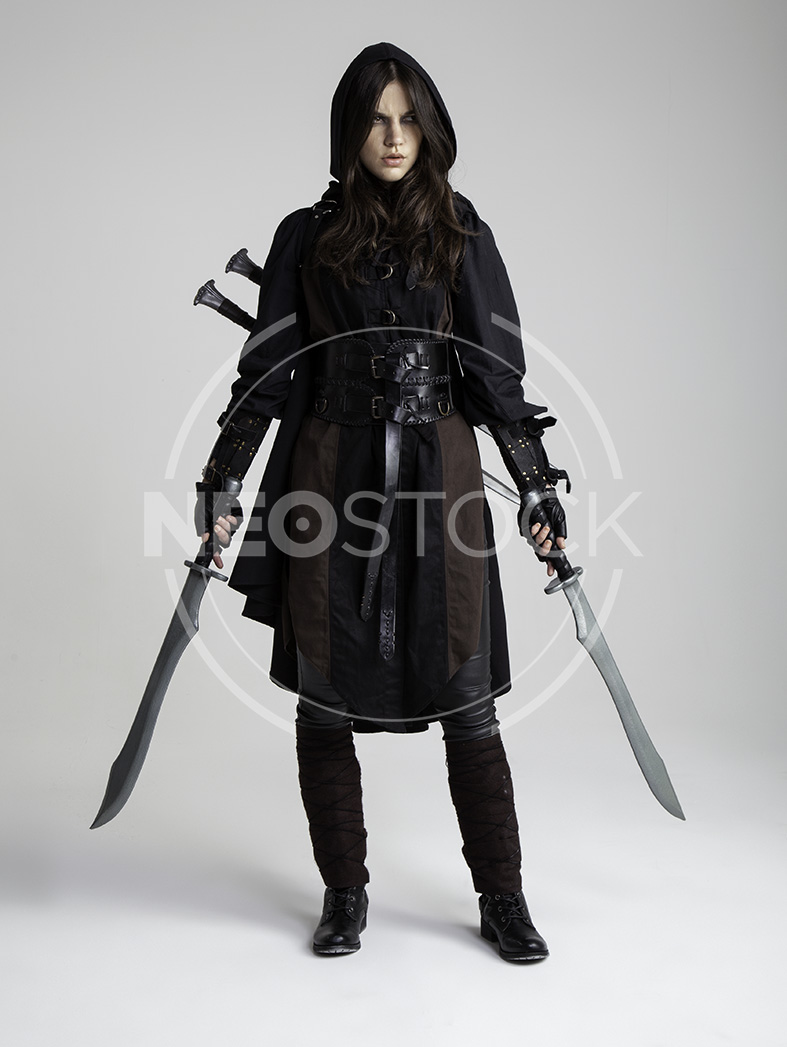 NeoStock - Liepa III, Medieval Assassin, Stock Photography