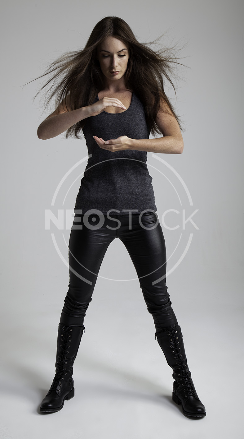 NeoStock -Donna II, Urban Fantasy, Stock Photography