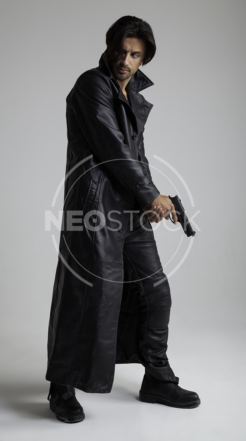 NeoStock -Daniel II, Urban Fantasy, Stock Photography