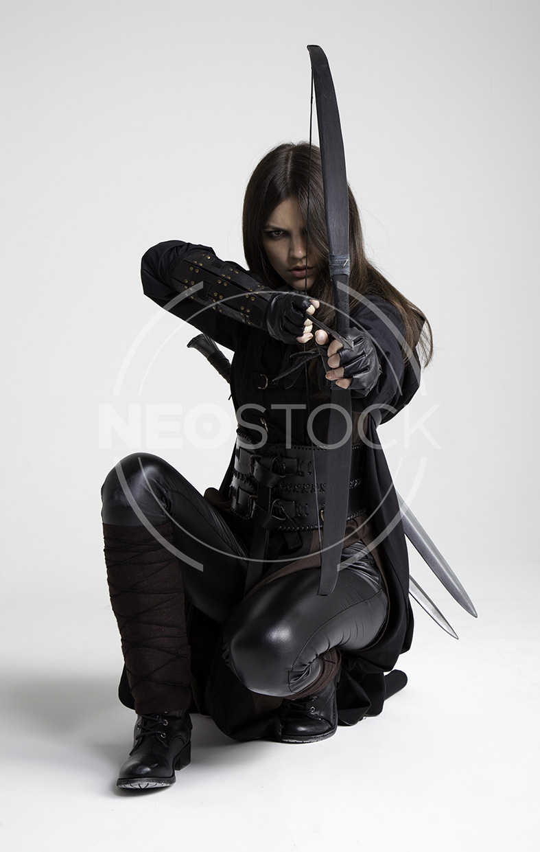 NeoStock - Liepa II, Medieval Assassin, Stock Photography