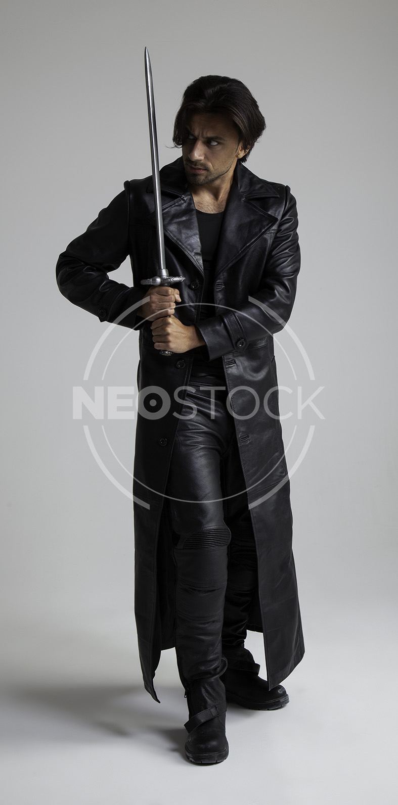 NeoStock -Daniel I, Urban Fantasy, Stock Photography