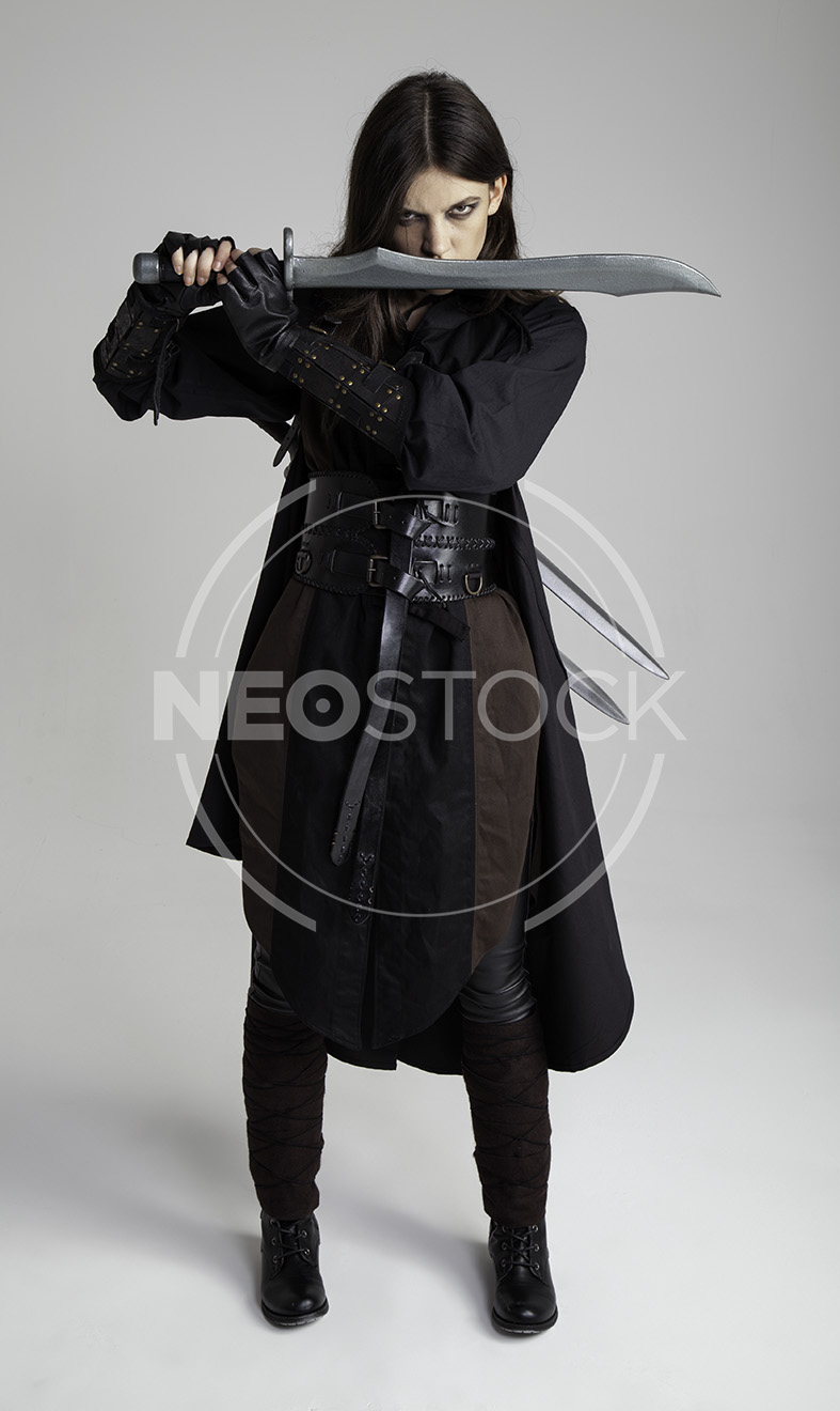 NeoStock - Liepa I, Medieval Assassin, Stock Photography