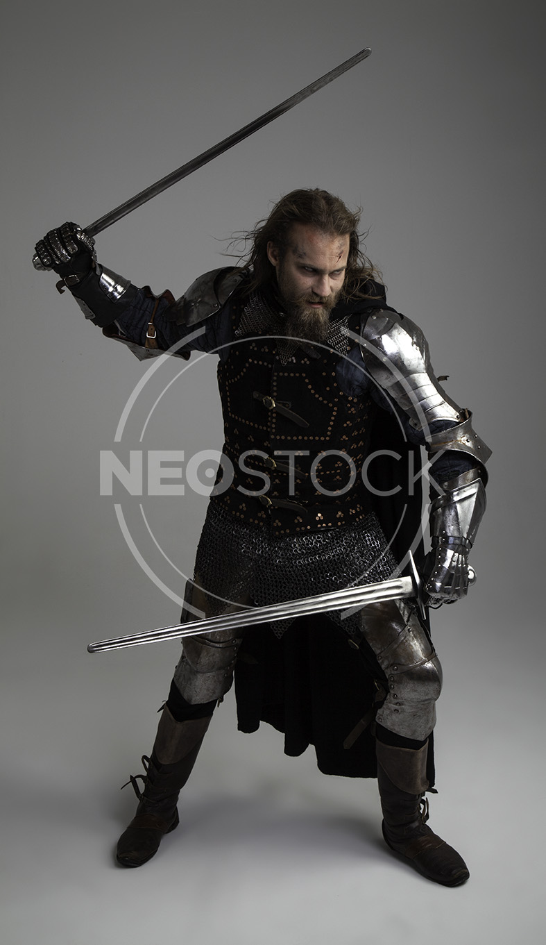NeoStock - Karlos V, Grimdark Knight, Stock Photography