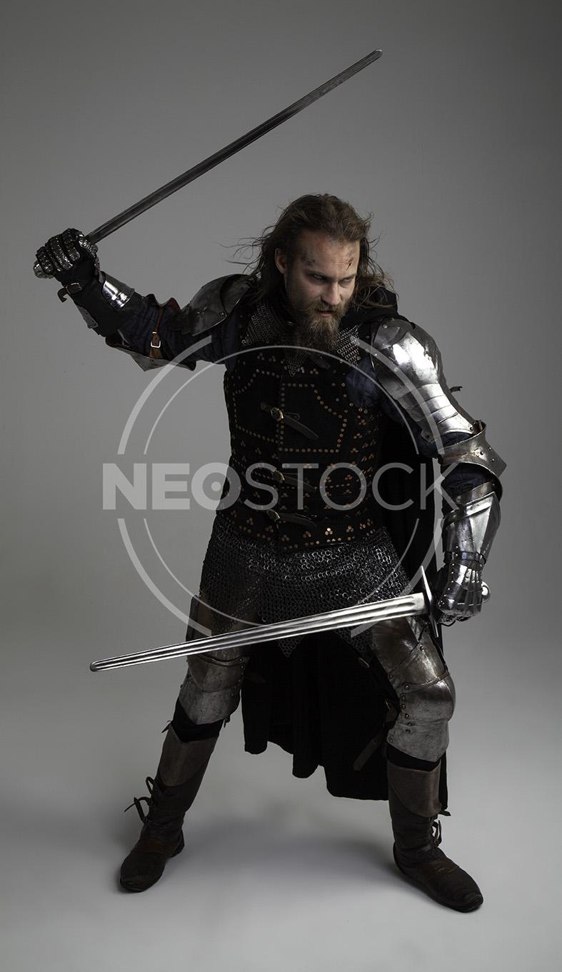 NeoStock - Karlos V, Grimdark Knight, Stock Photography