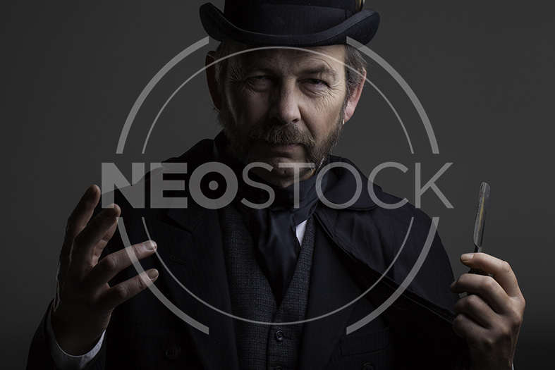 NeoStock - Mike V, Victorian Ripper, Stock Photography