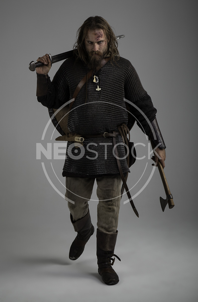NeoStock - Karlos V, Viking Marauder, Stock Photography