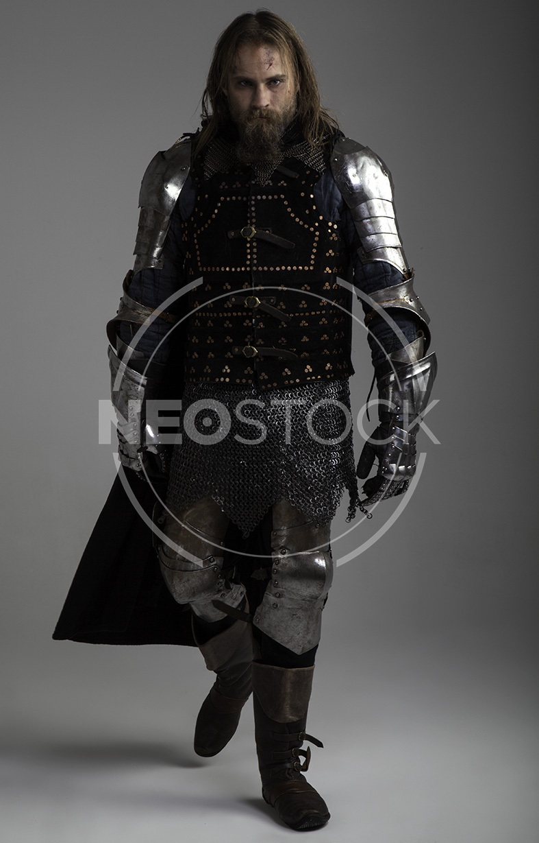 NeoStock - Karlos IV, Grimdark Knight, Stock Photography