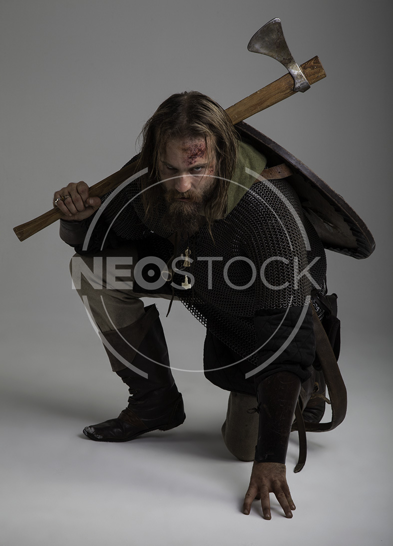 NeoStock - Karlos IV, Viking Marauder, Stock Photography