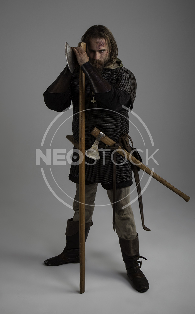 NeoStock - Karlos III, Viking Marauder, Stock Photography