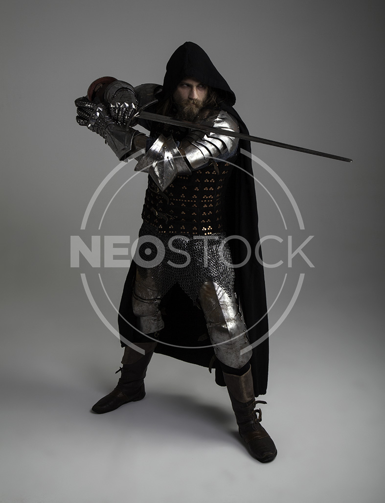 NeoStock - Karlos II, Grimdark Knight, Stock Photography
