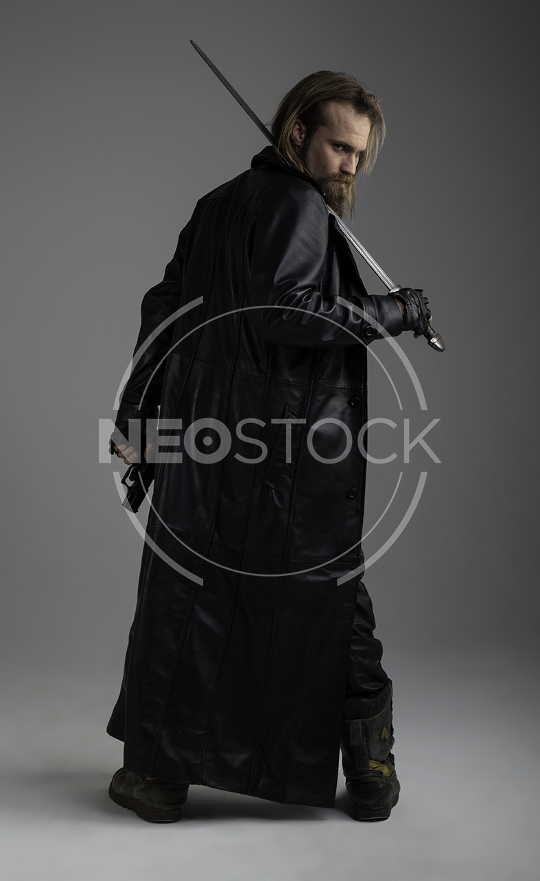 NeoStock - Karlos II, Urban Fantasy, Stock Photography