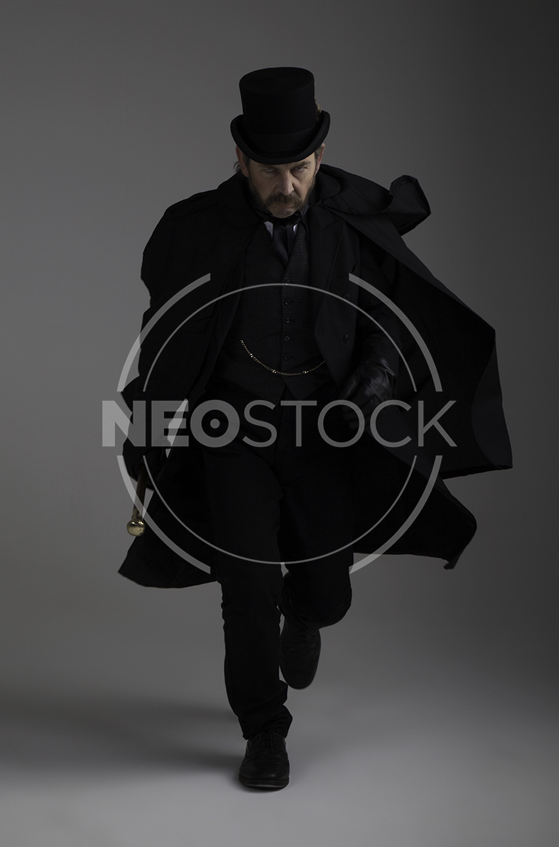 NeoStock - Mike II, Victorian Ripper, Stock Photography