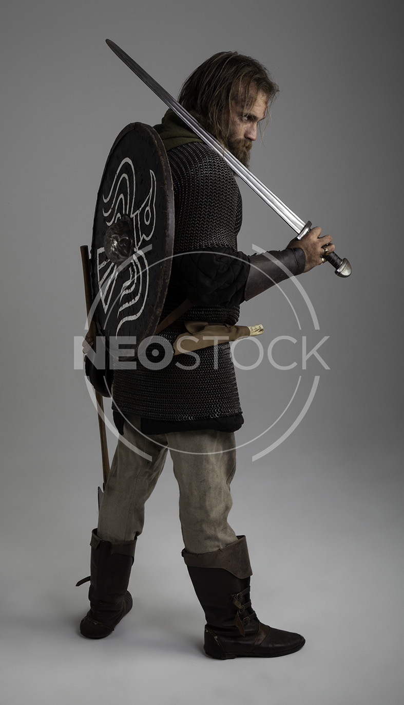 NeoStock - Karlos II, Viking Marauder, Stock Photography