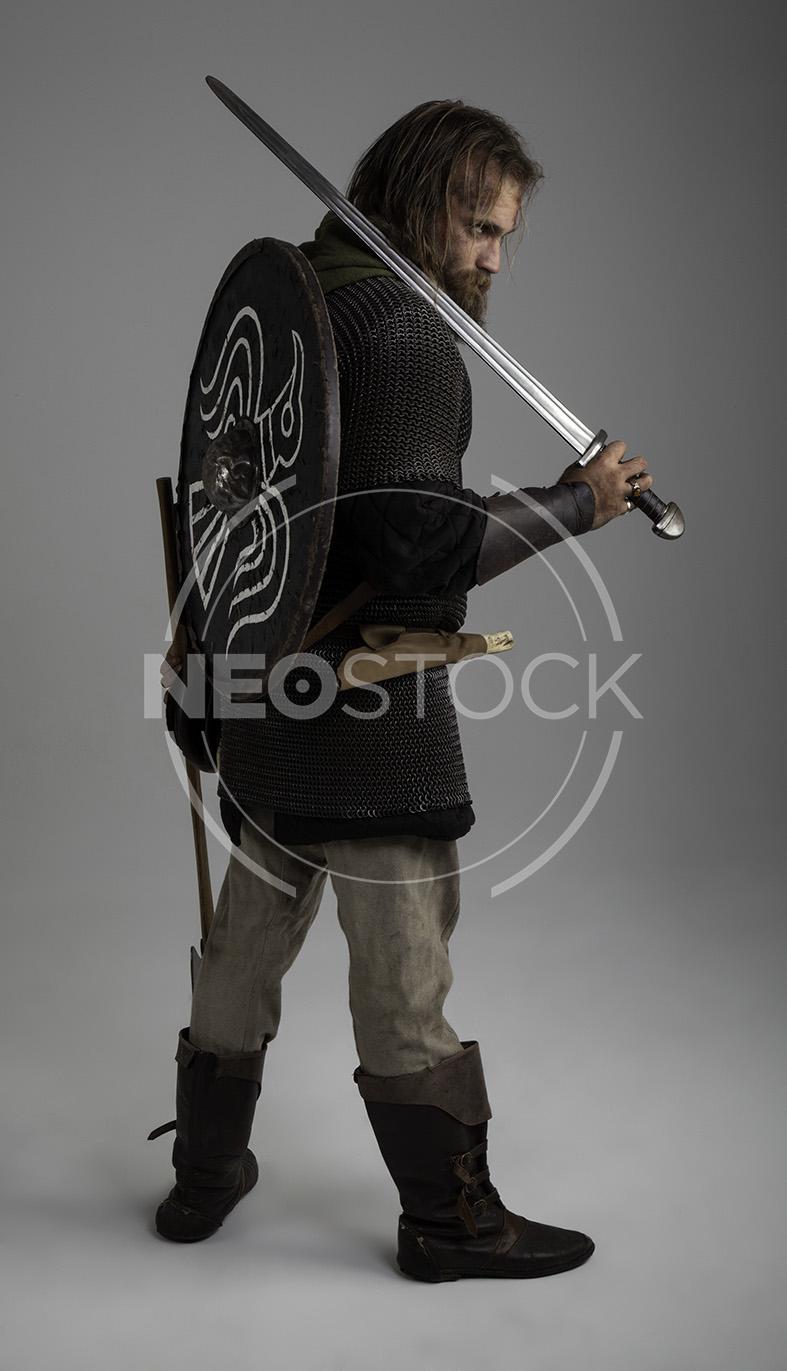 NeoStock - Karlos II, Viking Marauder, Stock Photography