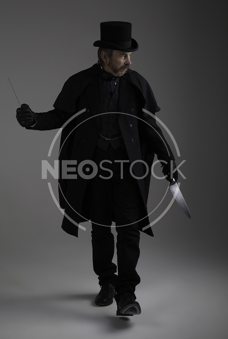NeoStock - Mike I, Old West Cowboy, Stock Photography