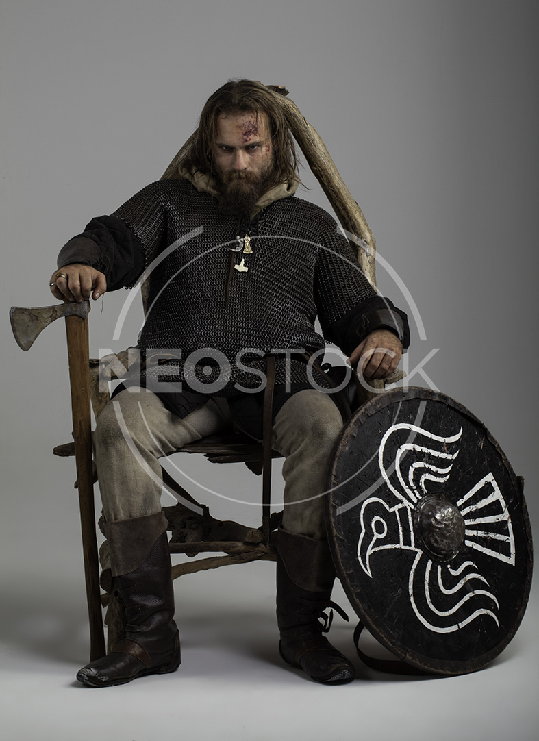 NeoStock - Karlos I, Viking Marauder, Stock Photography