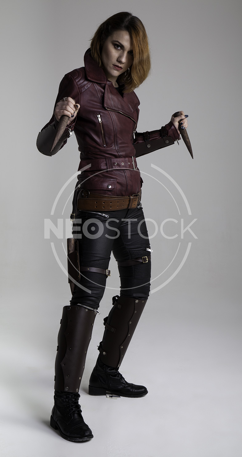 NeoStock - Mandy V, Vampire / Demon Hunter / Van Helsing, Stock Photography