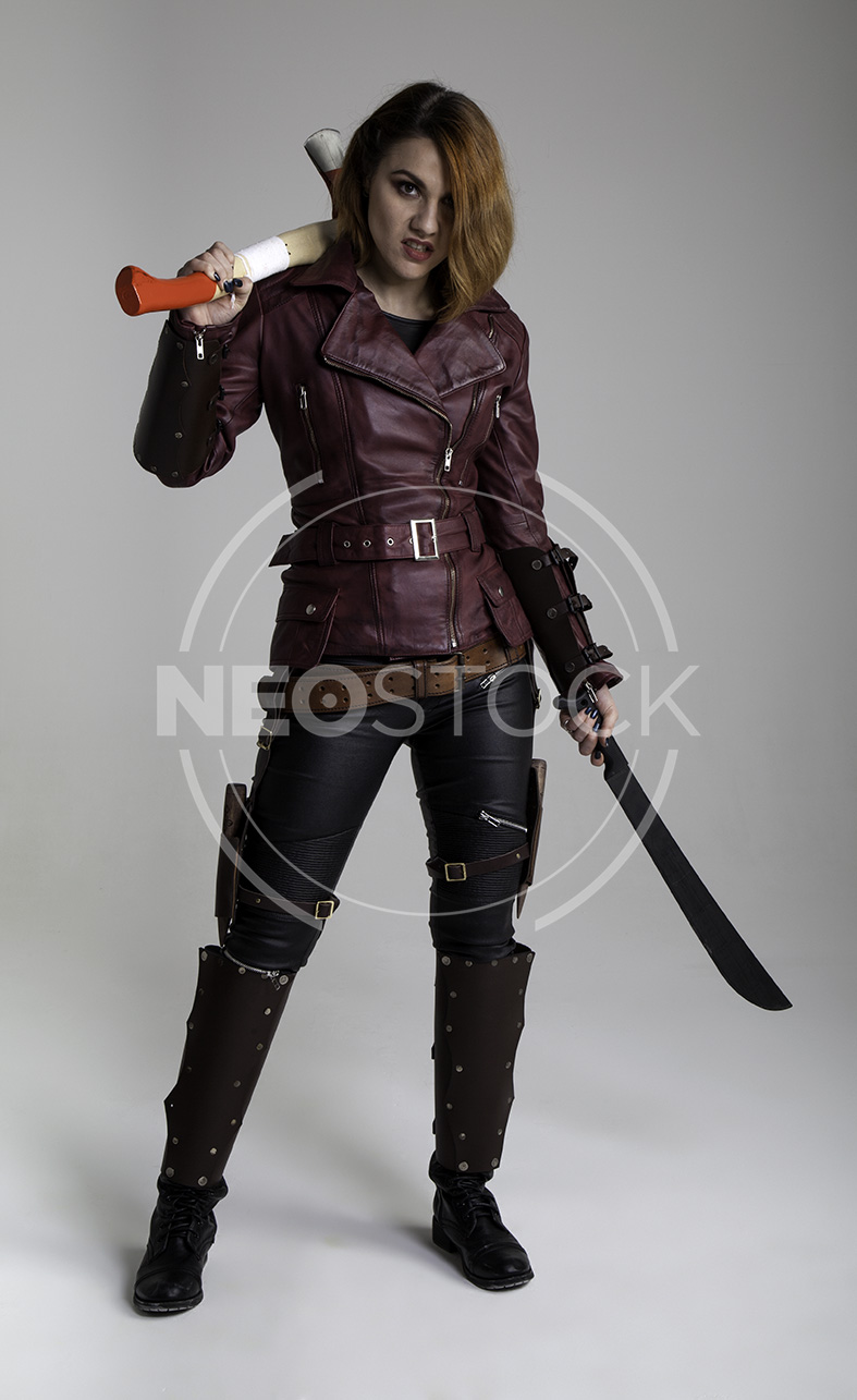 NeoStock - Mandy IV, Vampire / Demon Hunter / Van Helsing, Stock Photography