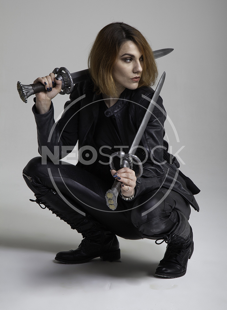 NeoStock - Mandy III, Urban Fantasy, Stock Photography