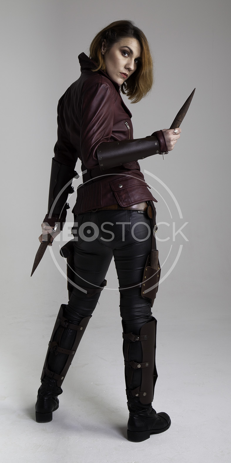NeoStock - Mandy I, Vampire / Demon Hunter / Van Helsing, Stock Photography