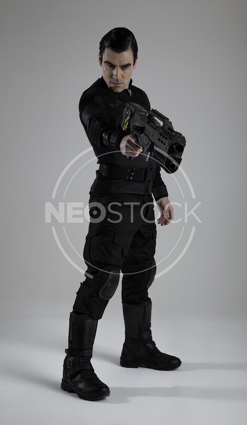 NeoStock - Galactic Cadet V, Stock Photography